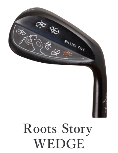 Roots Story WEDGE